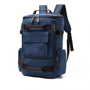 Canvas Traveler - Blue