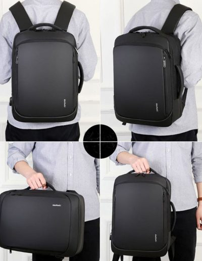Urban Traveler - Black