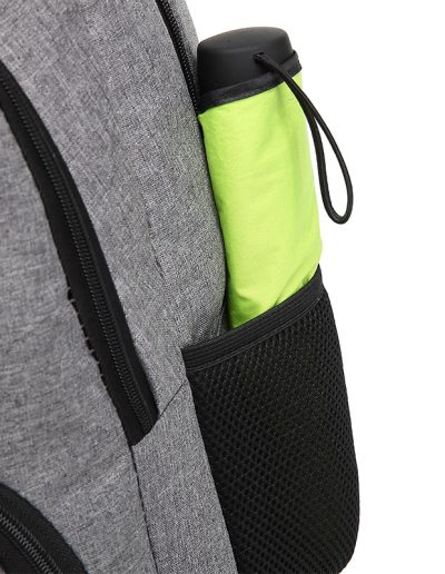 AUGUR Casual Backpack - Side Pouch