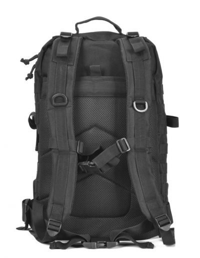 Tactical Traveler - Back View