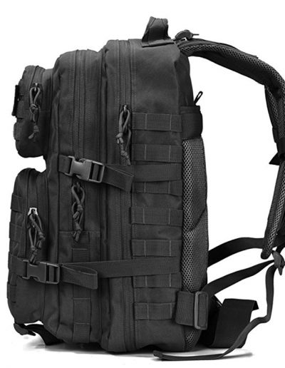 Tactical Traveler - Side View